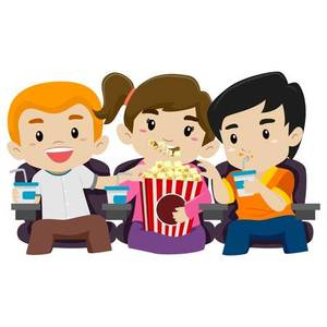 Small_kids-watching-movie-while-eating-popcorn