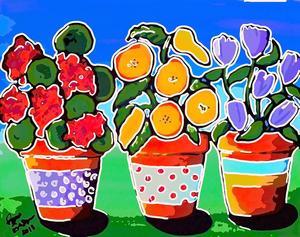 Small_flower-pot-trio-renie-britenbucher