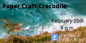 Small_paper_craft_crocodile
