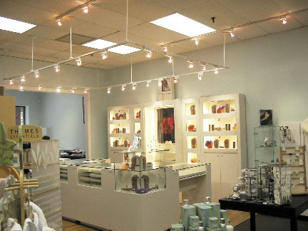 Gift Shop Kristin Taghon Interior Designs Llc