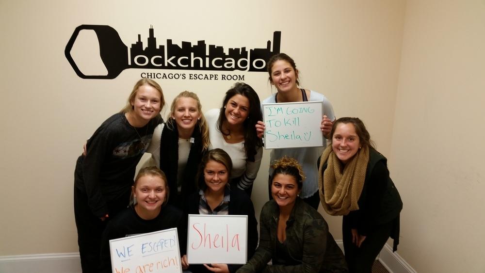 Lock Chicago Escape Room