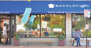 Backlot Coffee