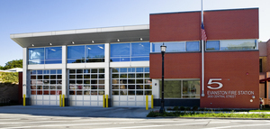 Evanston Fire Department Station 5