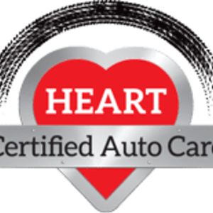 Heart Certified Auto Care Special Valentine's Offer