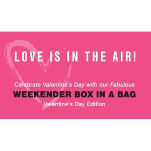 Curt's Cafe Valentine's Weekender Box