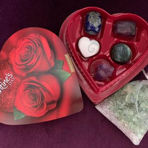 Ardath Reiki & Healing Valentine's Crystal Boxes