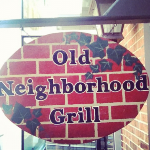 Old Neighborhood Grill   2902 Central Street