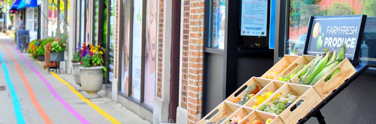 Central Street Evanston - Business Resources