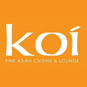 Koi Fine Asian Cuisine & Lounge | 624 Davis St.