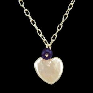 Ayla's Originals Custom Heart-to-Heart Necklaces