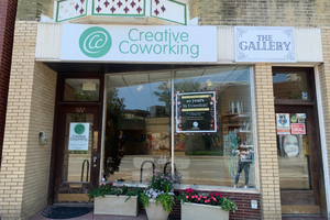 Creative Coworking - 922 Davis Street