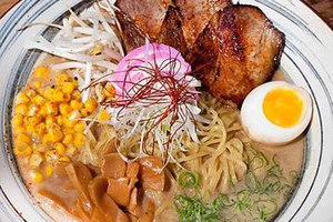 Table to Stix Ramen