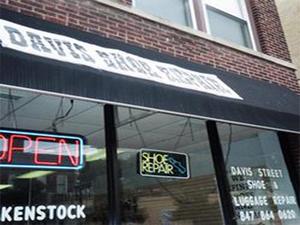 Davis Street Shoe Repair