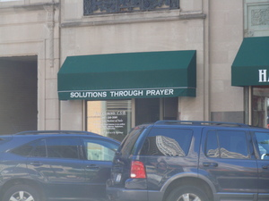 Solutions Through Prayer