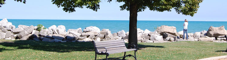 Downtown Evanston - Beaches, Parks, and Recreation