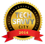 http://www.cityofevanston.org/news/2014/07/evanston-only-city-in-nation-to-receive-2014-tech-savvy-pti-award/