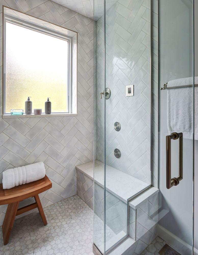 Wrigleyville Landmark Master Bath