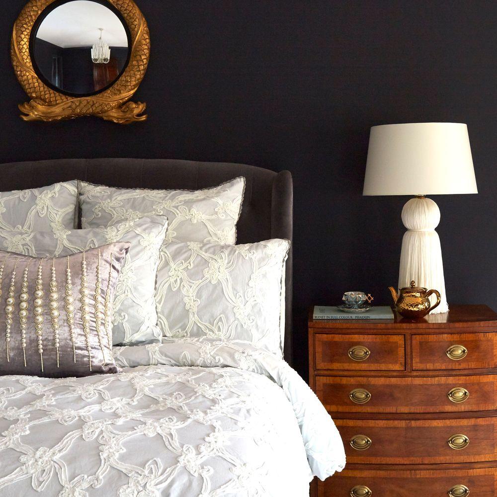 New Orleans Inspired Master Bedroom