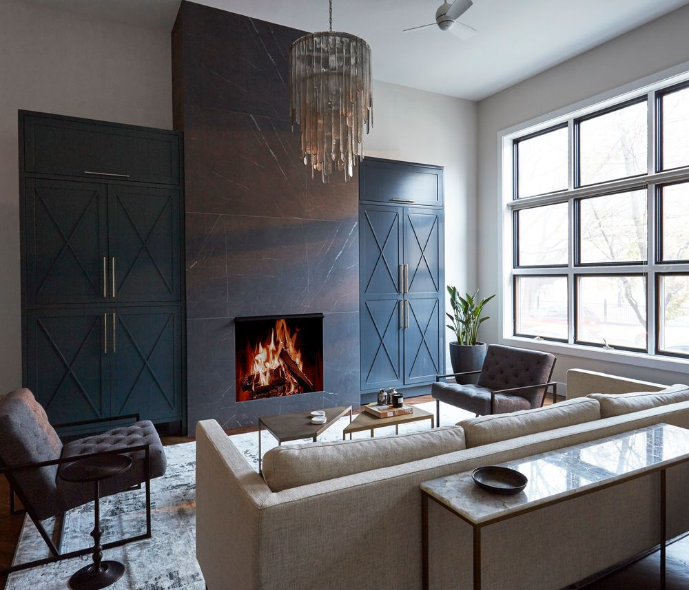 Modern Chic Bucktown City Home