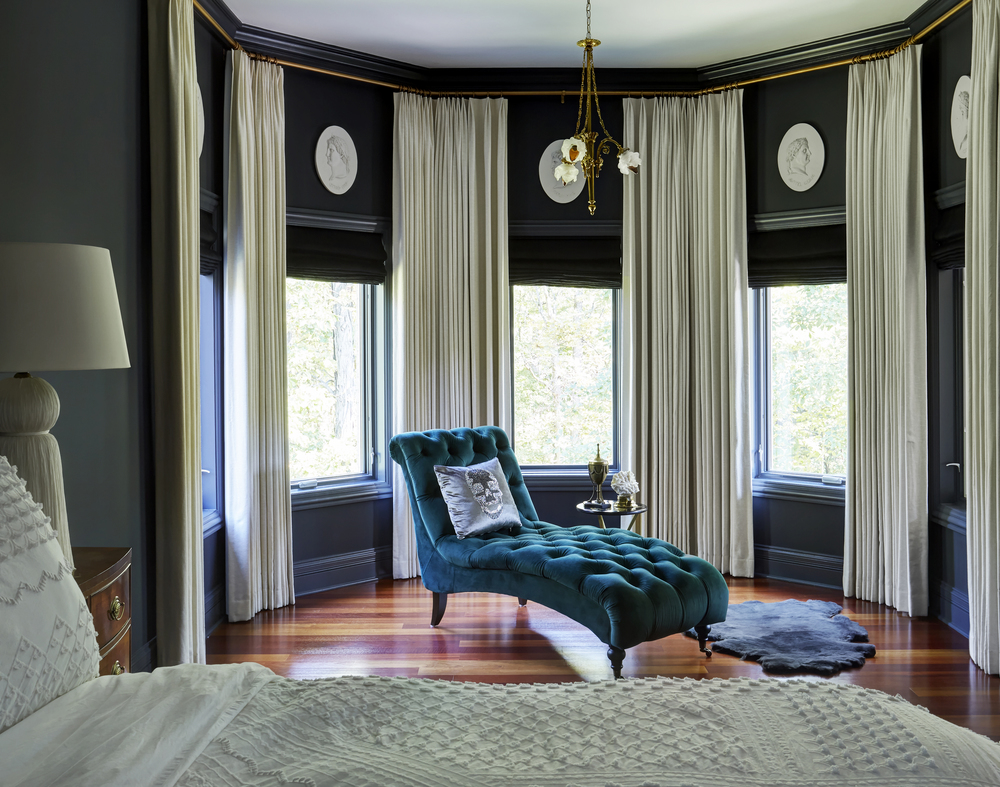 New Orleans Inspired Master Bedroom