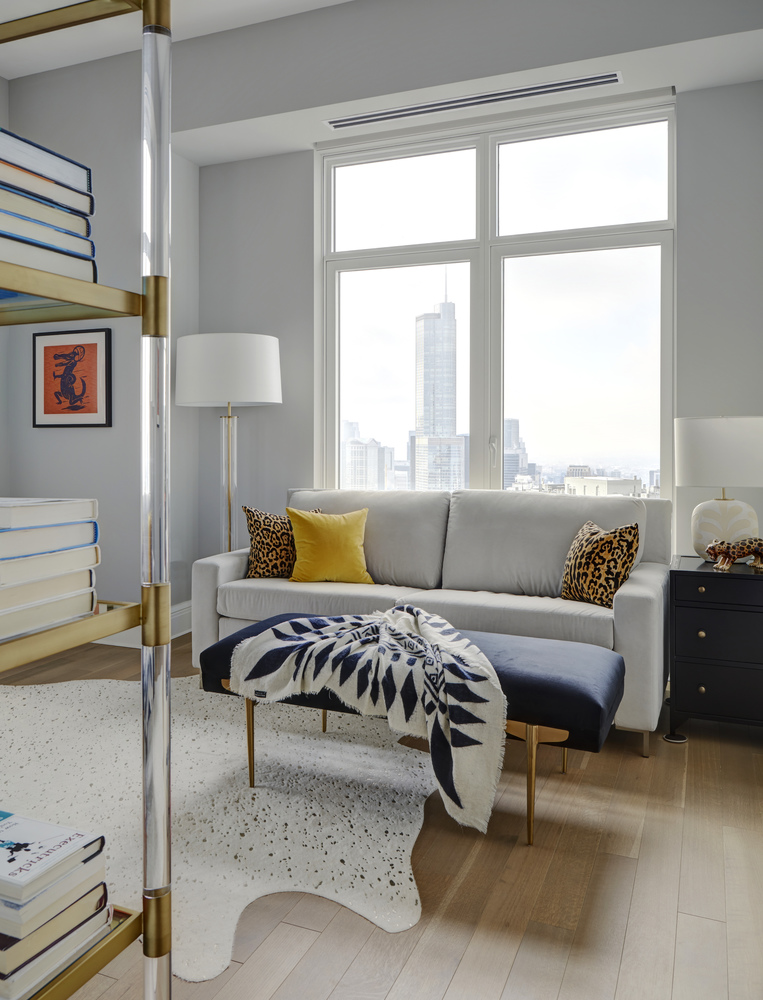 Luxe High Rise