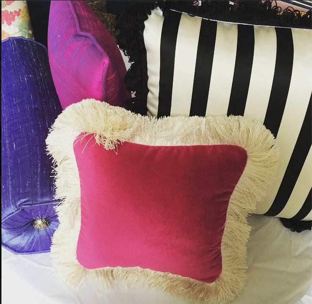 Posh Pillow Bar- Design your own Pillow.