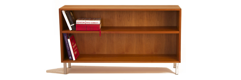 57th Street Bookcase & Cabinet -