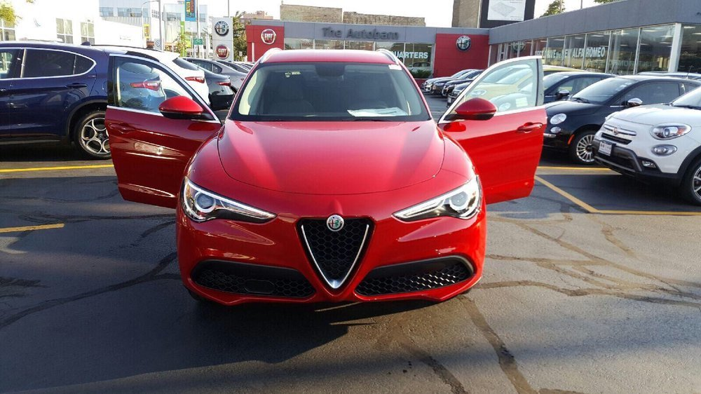 Autobarn Alfa Romeo & Fiat -