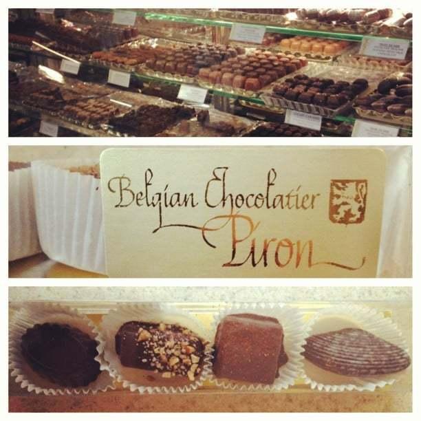 Belgian Chocolatier Piron -