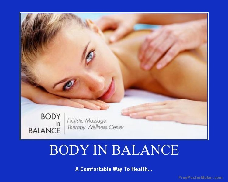 Body in Balace Holistic Massage Therapy Spa -
