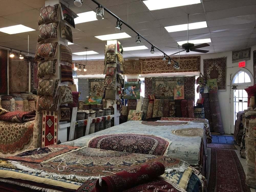 Cyrus Oriental Rugs