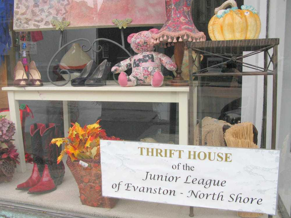 Junior League of Evanston-North Shore Thrift House -