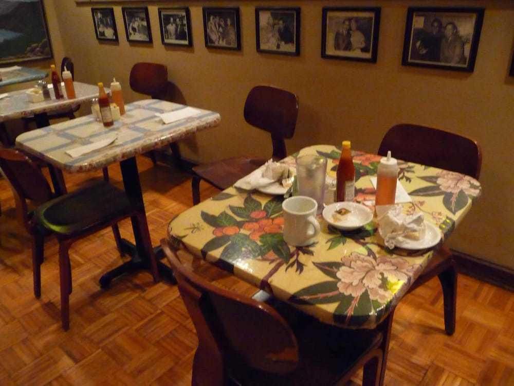 The Lucky Platter -