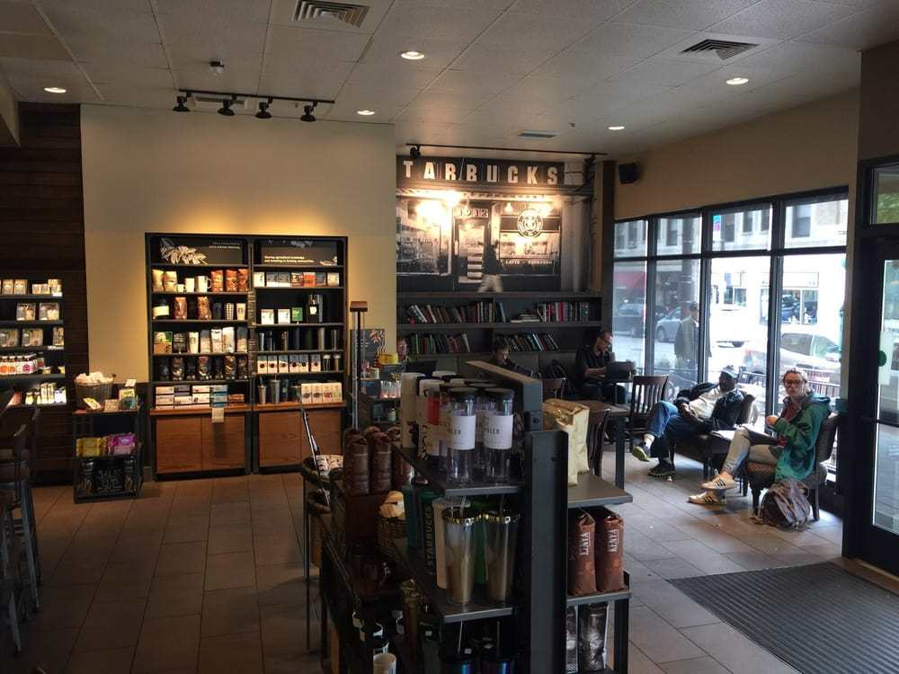 Starbucks - Main St