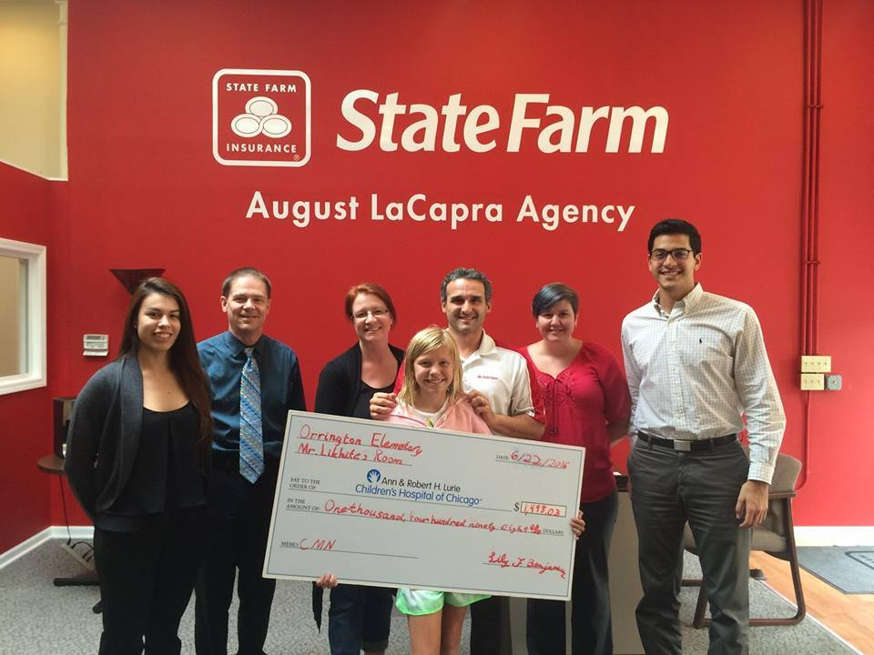 State Farm Agent - August LaCapra