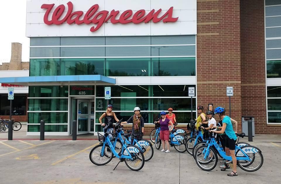 Walgreens -