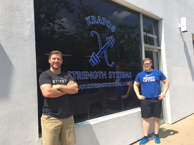 Kratos Strength Systems -