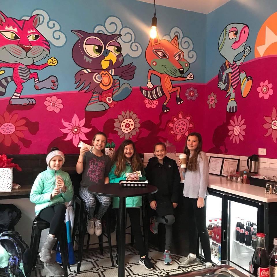Amanecer Taco Shop -