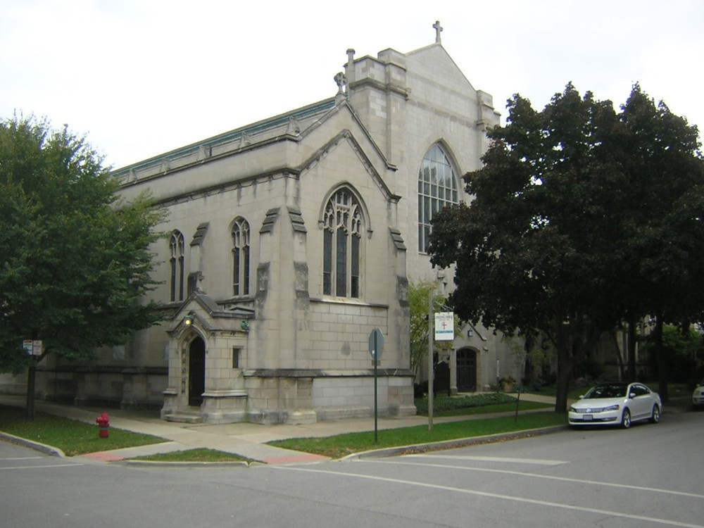 St. Luke's Episcopal Church -