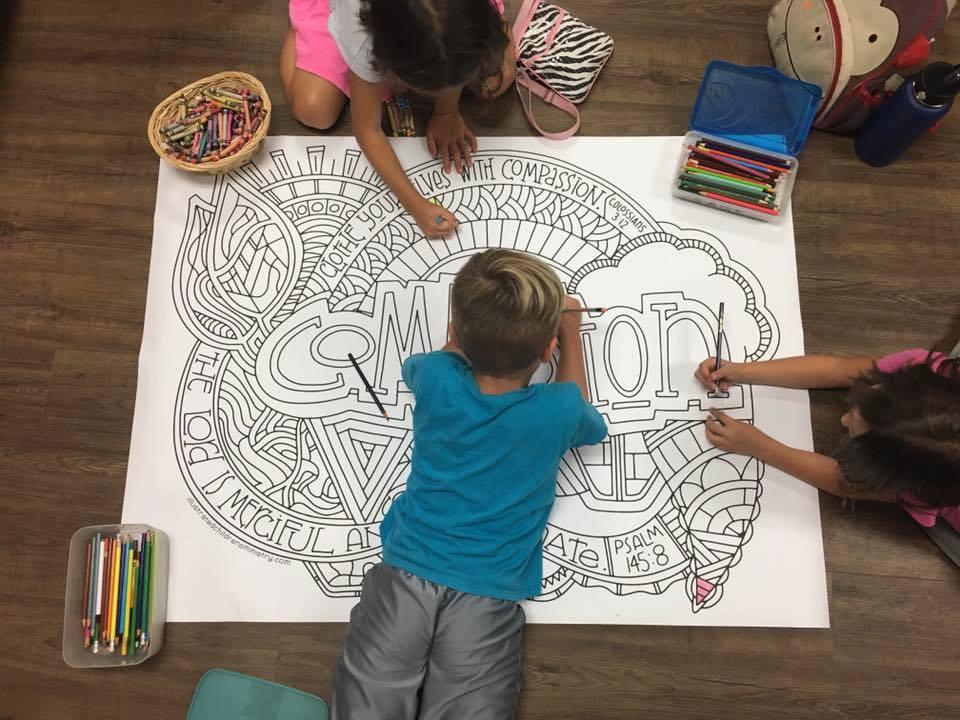 Illustrated Children's Ministry -