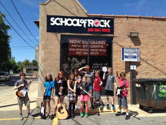 School of Rock Evanston -
