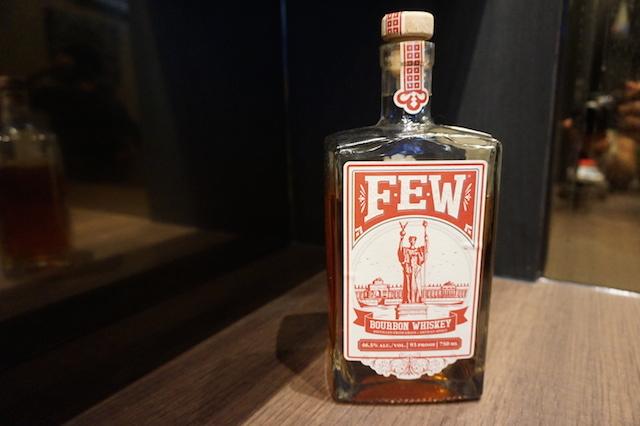 Few Spirits -