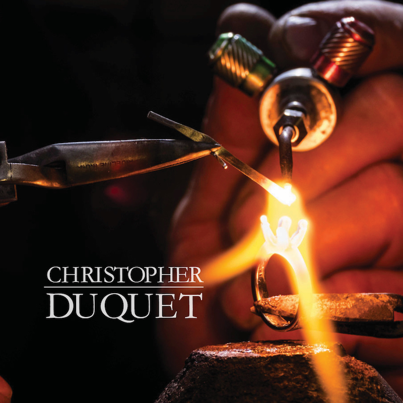 Christopher Duquet Fine Jewelry Design -