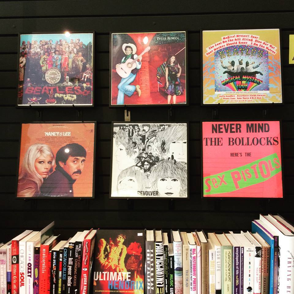 Squeezebox Books & Music -