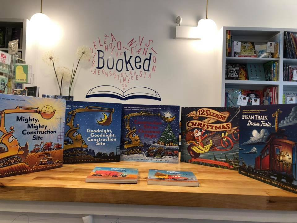 Booked! A Bookstore for Youthful Readers -