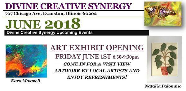 Divine Creative Synergy -