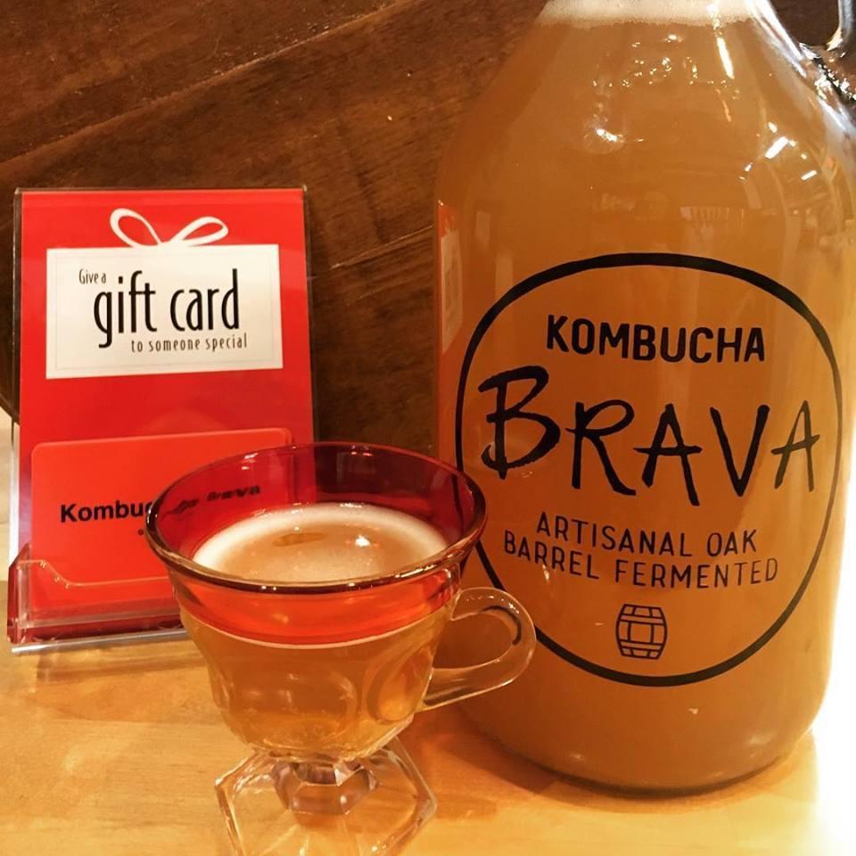 Kombucha Brava -
