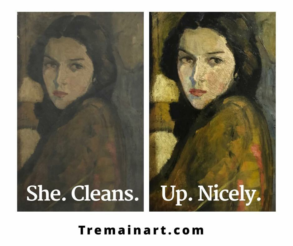 Tremain Art -