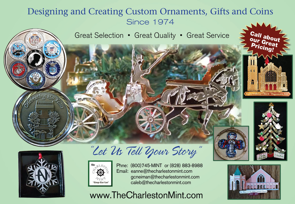 The Charleston Mint -