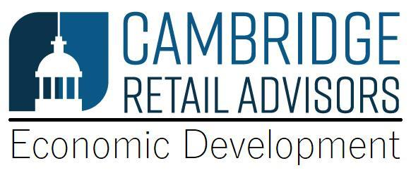 Cambridge Retail Advisors – Economic Development